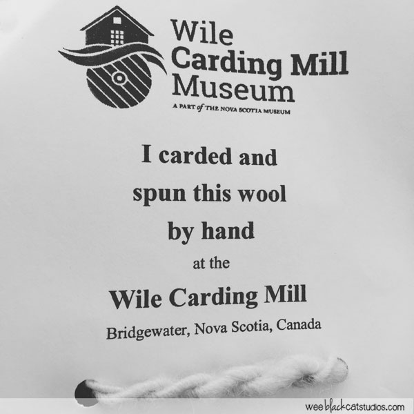 Wile Carding Museum